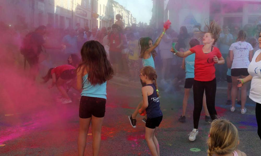Flashmob avec la Cie Carna et l'Association Danse et Culture